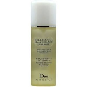 DIOR Instant Gentle Cleansing Oil 80% FULL